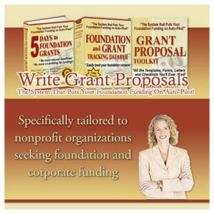 Write Grant Proposals